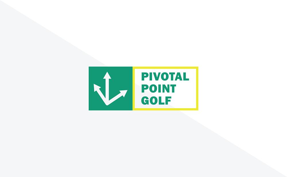 Pivotal Point Golf Implied Border Flag