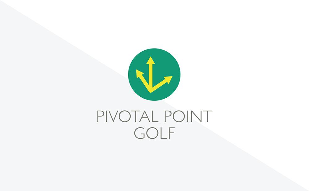 Pivotal Point Golf Alternate Emblem