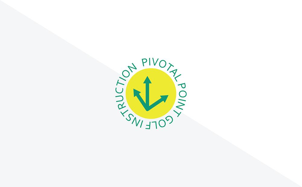 Pivotal Point Golf Alternate Emblem Circle