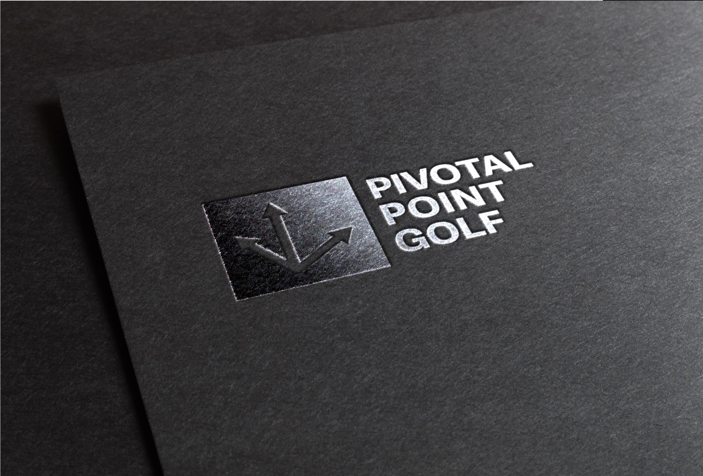 Pivotal Point Golf Executive Folder