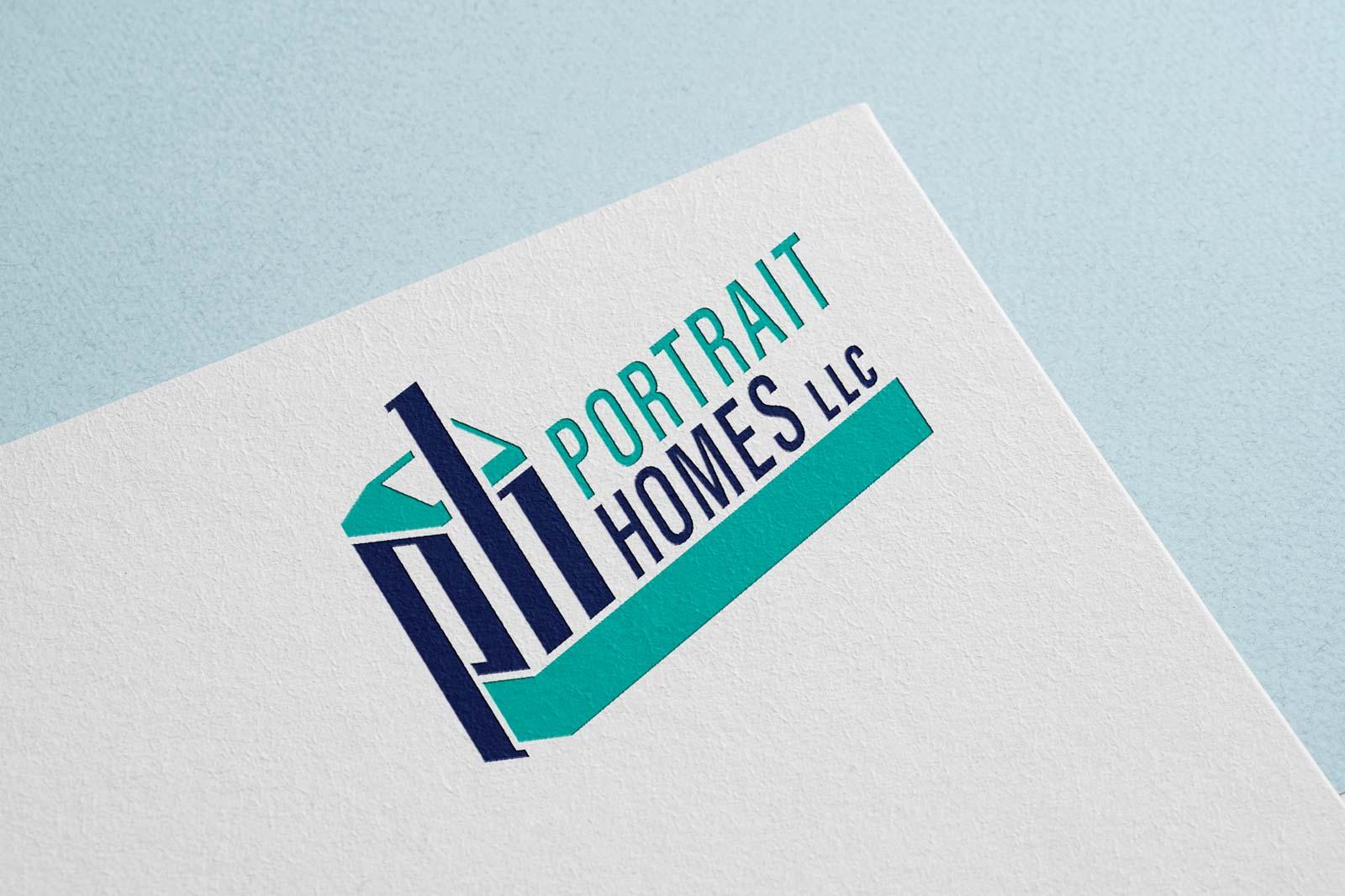 Portrait Homes Letterhead
