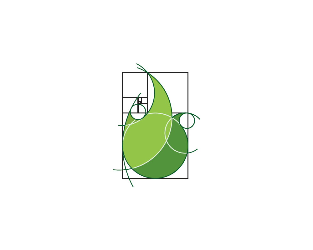 VineLight Logo Design Progress - Step 5