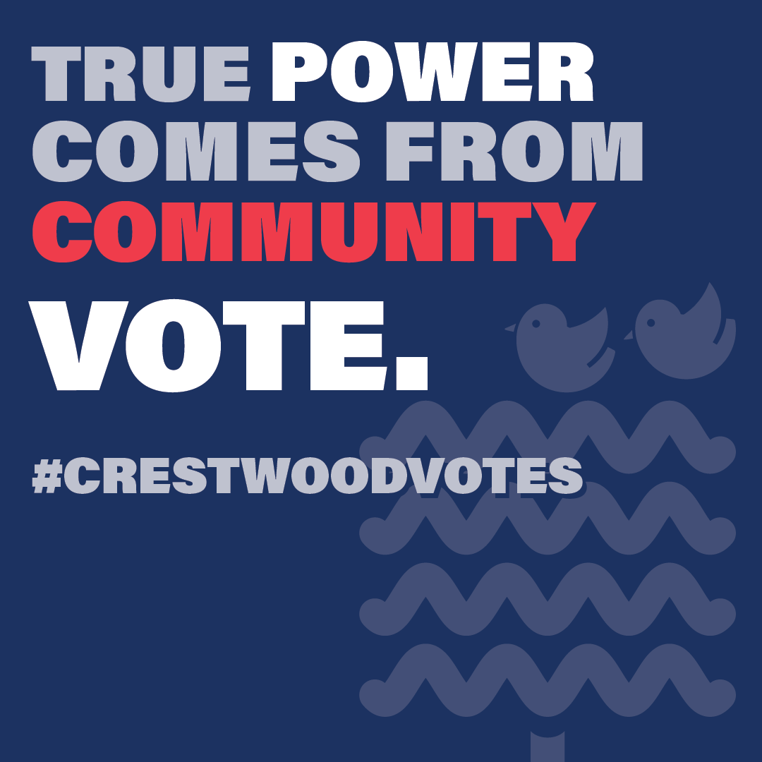 True power comes from community. Vote.