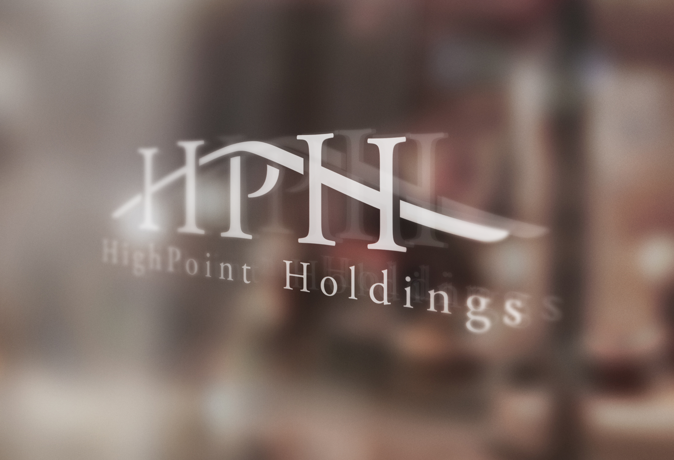 HighPoint Holdings Logo Early Concept