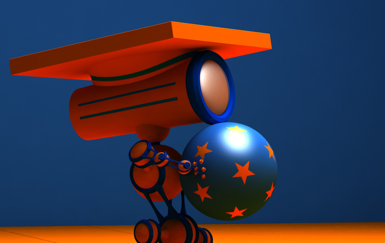 Outside the Box - Character and Ball